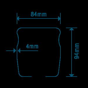 Rollfix 2.0 ALTEC Rolle /Ø 125 mm Eco 2 St/ück